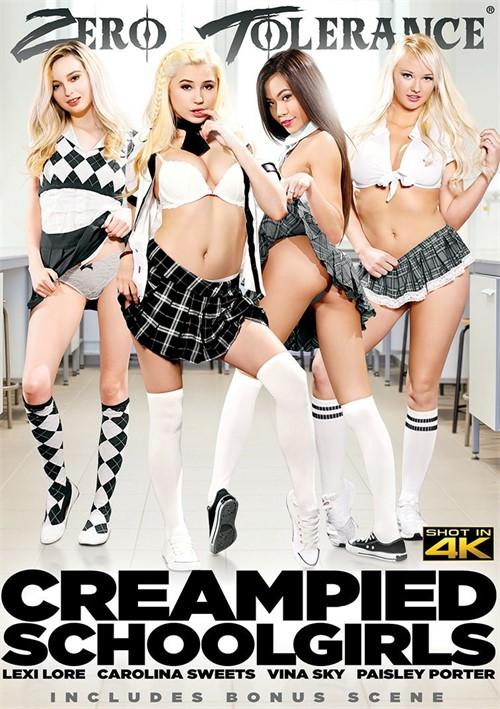 Creampied Schoolgirls