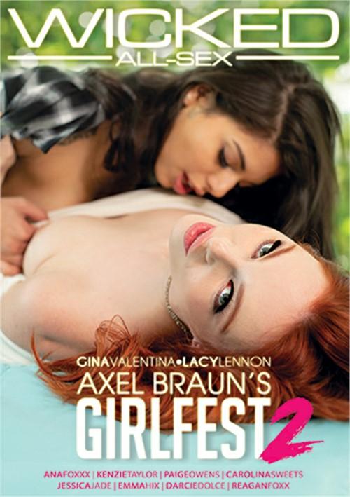Axel Braun's Girlfest #2 DVD
