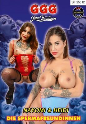 Nayomi and Heidi - The Sperm Friends DVD
