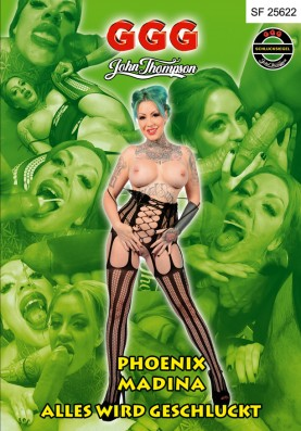 Phoenix Madina - Everything is Swallowed! DVD