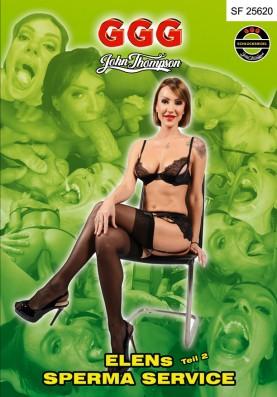 Elen's Sperm Service #2 DVD