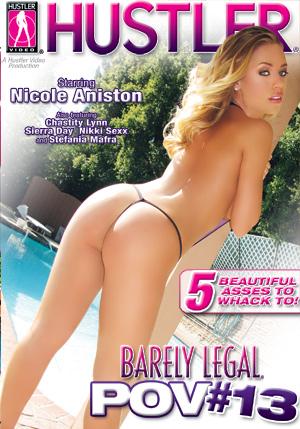 Barely Legal POV #13 DVD