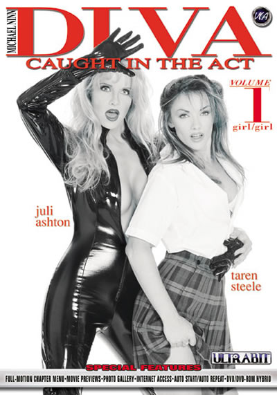 Michael Ninn Divas #1: Caught in the Act DVD