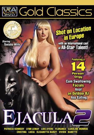 Ejacula #2 DVD
