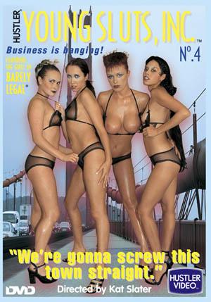 Young Sluts, Inc. #4 DVD