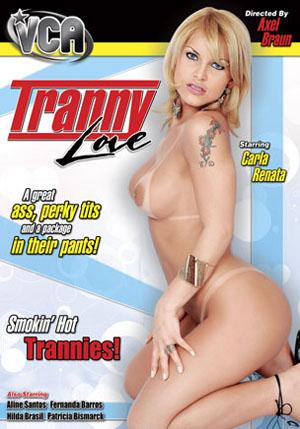 Tranny Love DVD