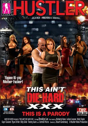 This Ain't Die Hard XXX DVD