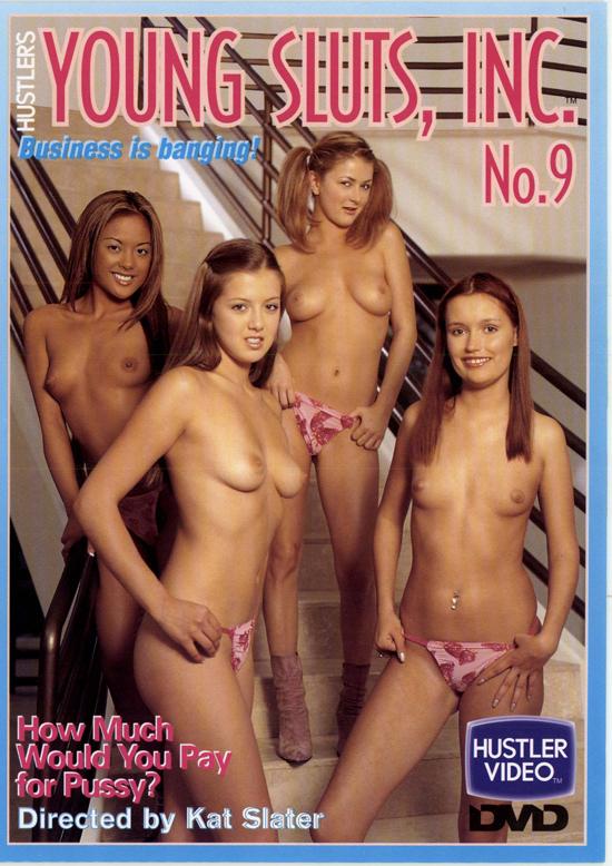 Young Sluts, Inc. #9 DVD