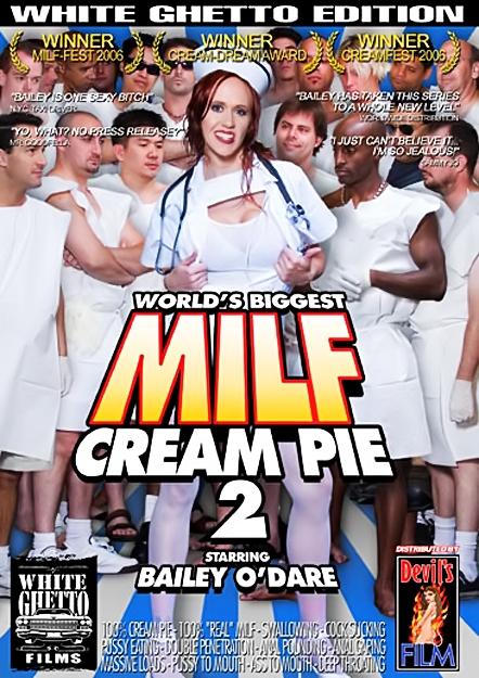 Worlds Biggest Milf Cream Pie #02