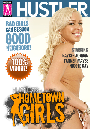 Hometown Girls #1 DVD