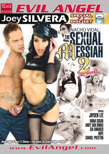 Nacho Vidal: The Sexual Messiah #02