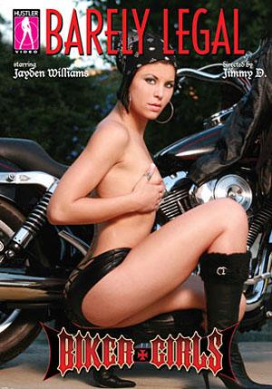 Barely Legal Biker Girls DVD