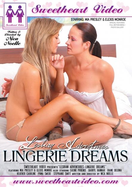 Lesbian Adventures - Lingerie Dreams