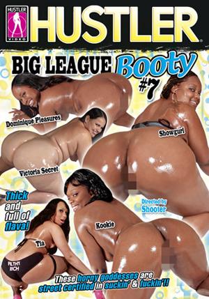 Big League Booty #7 DVD