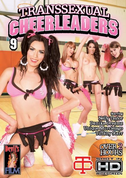 Transsexual Cheerleaders #09