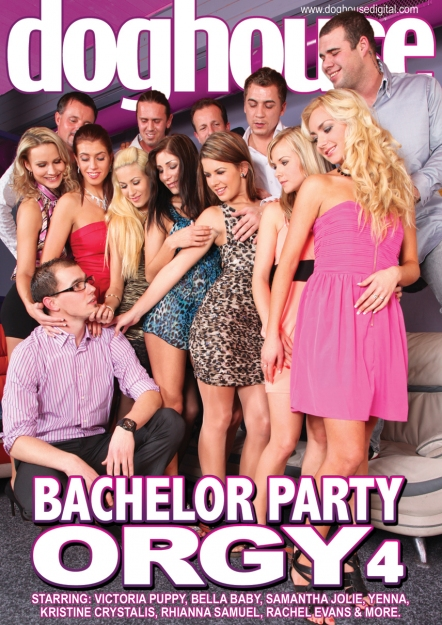 Bachelor Party Orgy #04