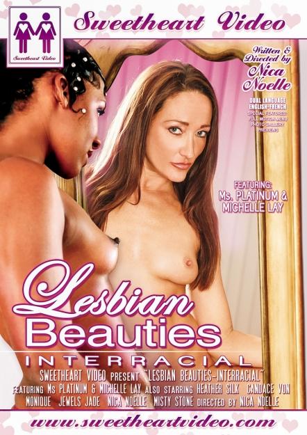Lesbian Beauties - Interracial