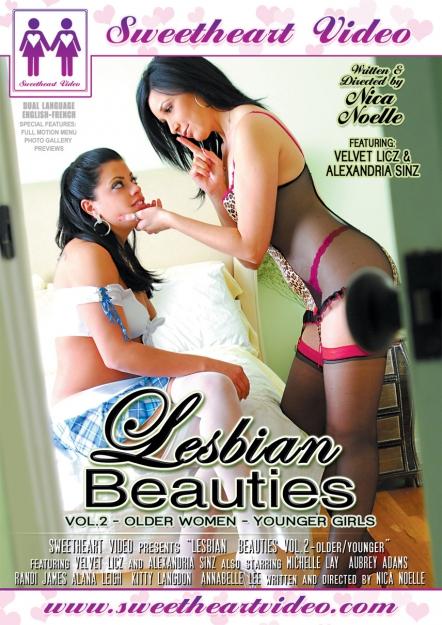 Lesbian Beauties #02
