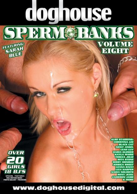Spermbanks Vol 08