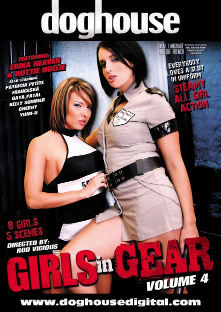 Girls In Gear Volume 04
