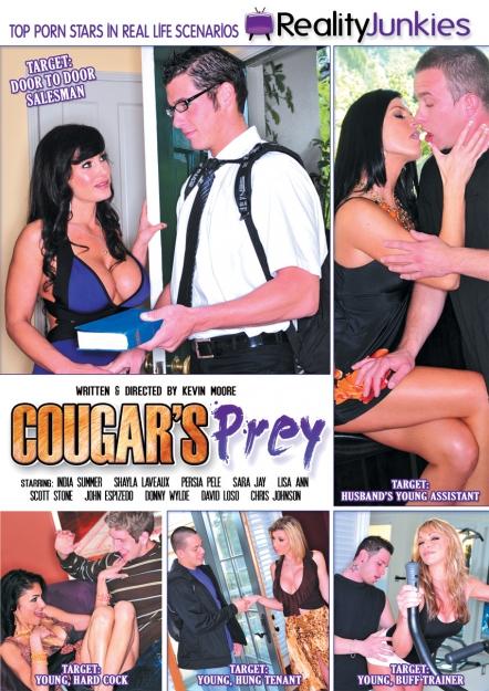 Cougar's Prey