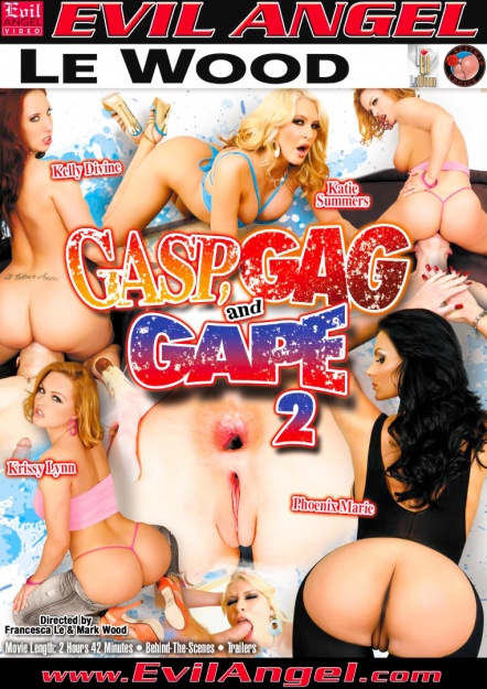Gasp, Gag And Gapes #02