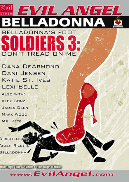 Foot Soldiers #03
