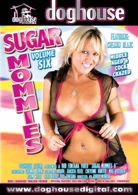 Sugar Mommies Volume 06