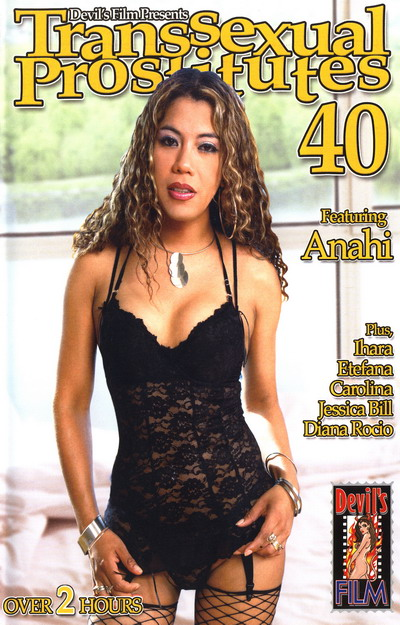 Transsexual Prostitutes #40