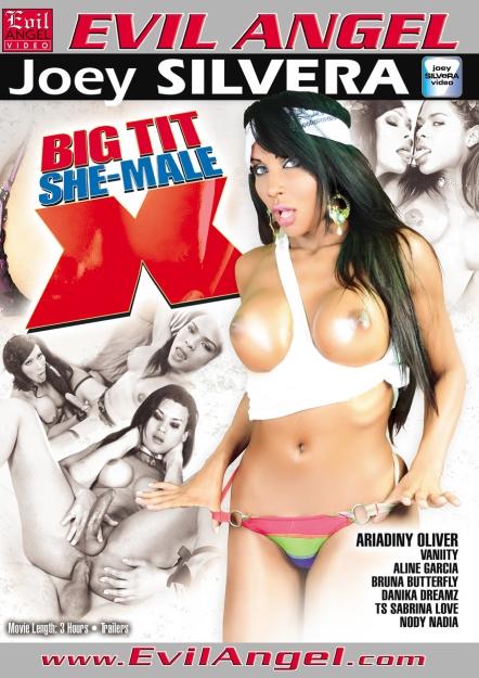 Big Tit She-Male X
