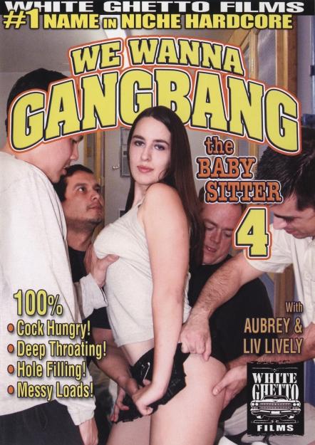 We Wanna Gang Bang The Babysitter #04