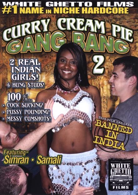 Curry Cream Pie Gang Bang #02