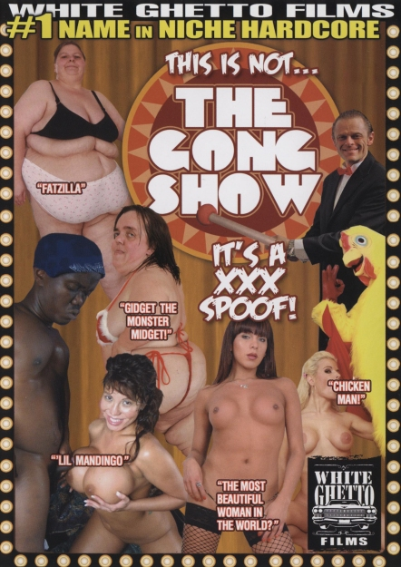 This Is Not The Gong Show - It's A XXX Spoof
