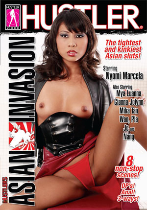 Asian Invasion #01 DVD