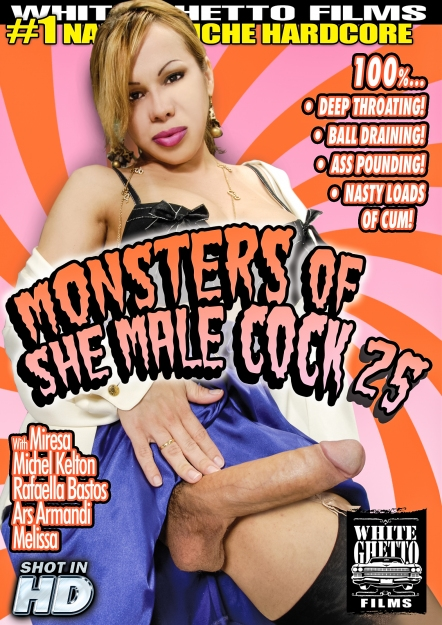 Monsters Of Shemale Cock #25
