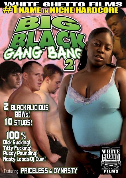 Big Black Gang Bang #02