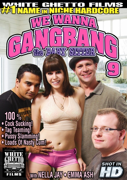 We Wanna Gang Bang The Babysitter #09