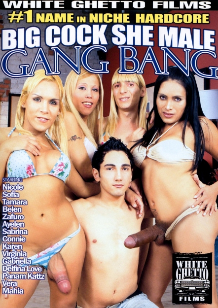 Big Cock She Male Gang Bang