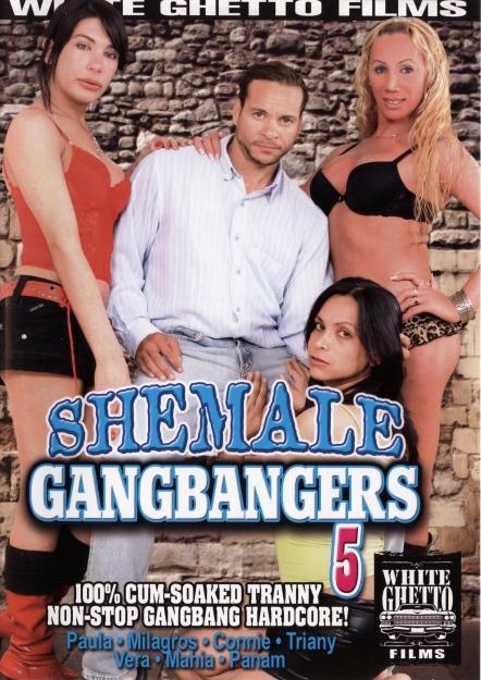Shemale Gangbangers #05