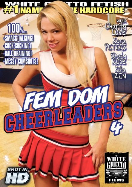 Fem Dom Cheerleaders #04
