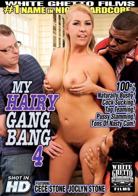 My Hairy Gang Bang #04