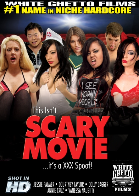 This Isn't Scary Movie - It's A XXX Spoof!