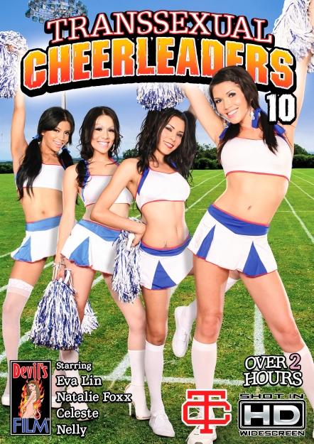 Transsexual Cheerleaders #10
