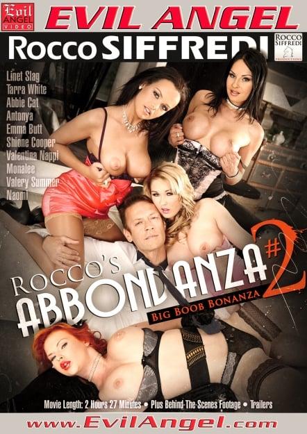Rocco's Abbondanza #02 DVD