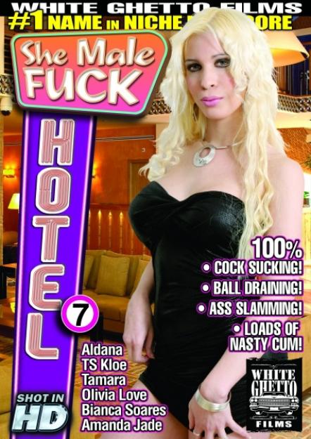 She Male Fuck Hotel #07 Part 2