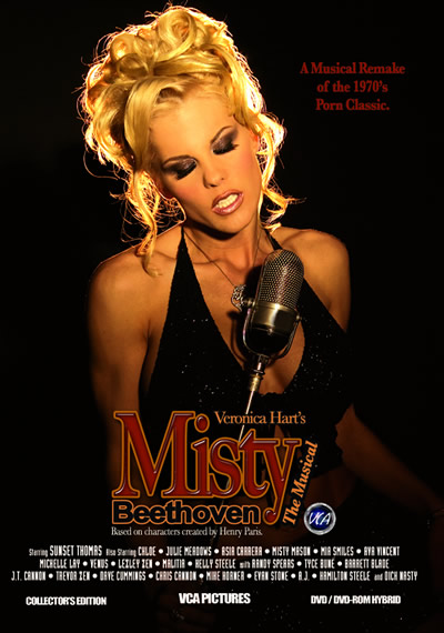 Sunset Thomas 4 on 1: Misty Beethoven The Musical DVD