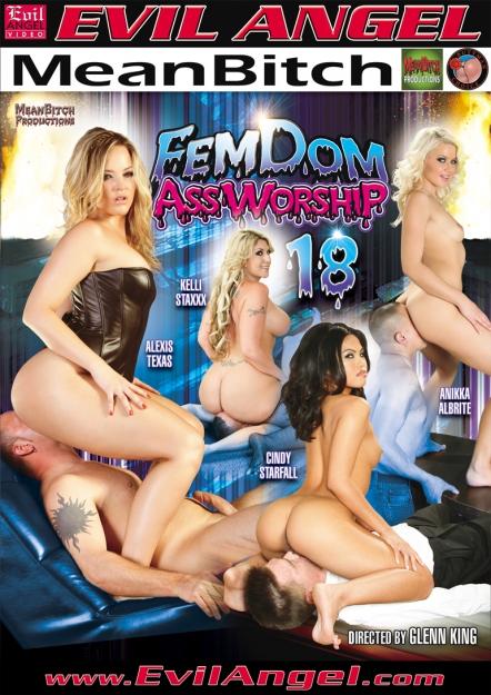 Femdom Ass Worship #18
