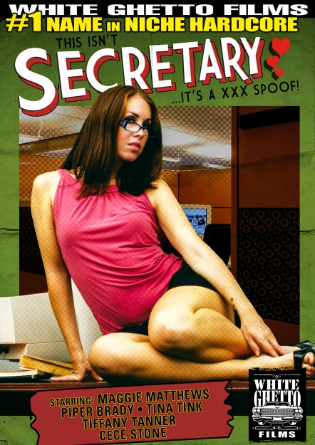 This Isn't The Secretary - It's A XXX Spoof!