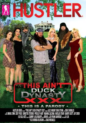 This Ain't Duck Dynasty XXX DVD