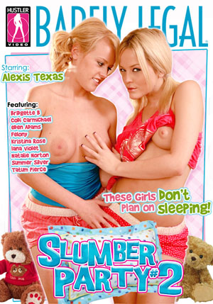 Barely Legal All Girl Slumber Party #2